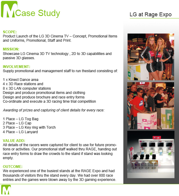recent marketing research case studies